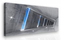 Malvis Obraz na zeï - tunel
