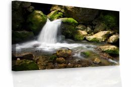 InSmile ® Obraz- vodopád v krajinì