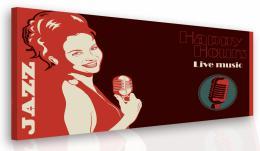 InSmile ® Obraz na stìnu - jazz
