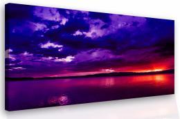 Malvis Obraz na plátnì - západ slunce