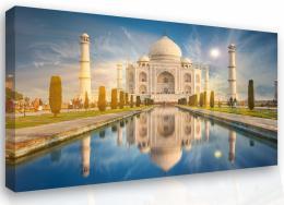 InSmile ® Obraz na plátnì - Indie