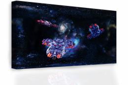InSmile ® Obraz - Vesmírné koráby