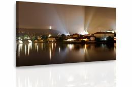 InSmile ® Obraz - Noèní Praha