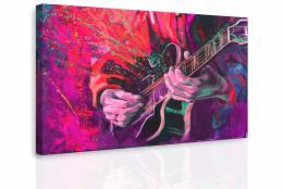 InSmile ® Obraz - Kytarista
