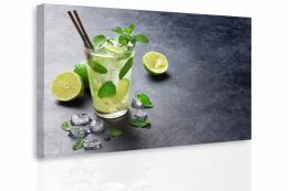 InSmile ® Obraz - Mochito s ledem