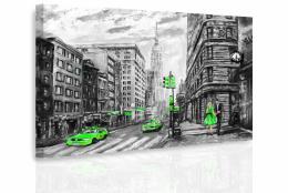 InSmile ® Obraz - Malovaný New York V.
