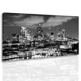 InSmile ® Obraz noèní Londýn