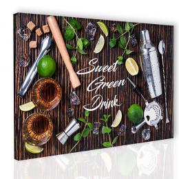 InSmile ® Obraz sweet drink