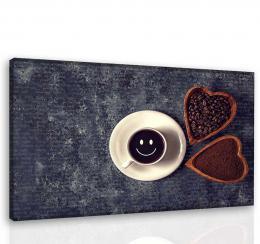 Malvis Obraz - Káva s úsmìvem