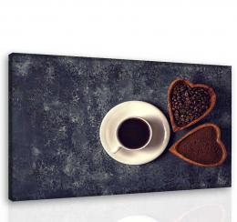 Malvis Obraz - Miluji kávu