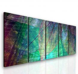 Malvis Obraz - Dužina listu