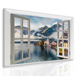 InSmile ® Obraz rakouská vesnièka