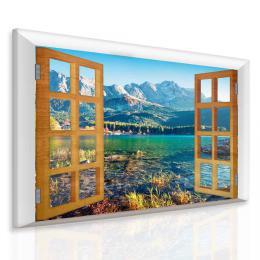 InSmile ® Obraz pohled na Alpskou krajinu