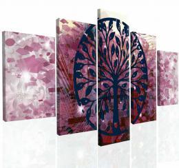 Malvis Obraz na zeï abstraktní strom VI