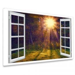 InSmile ® Obraz ráno z okna
