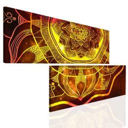 Malvis Obraz sluneèní mandala