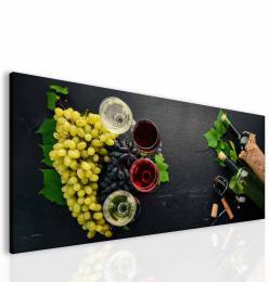 InSmile ® Obraz vinobraní