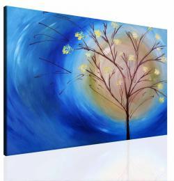 InSmile ® Malba strom abstrakce