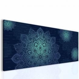 InSmile ® Mandala modrý obraz
