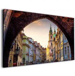 InSmile ® Obraz na plátnì Praha