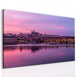 Malvis Pražské panoráma
