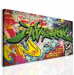 InSmile ® Dìtský obraz graffiti