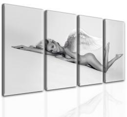 InSmile ® Obraz sexy andìl Velikost  160x90 cm