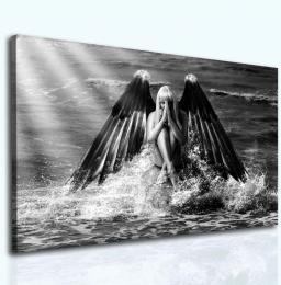 InSmile ® Modlitba andìlùm III Velikost  90x60 cm