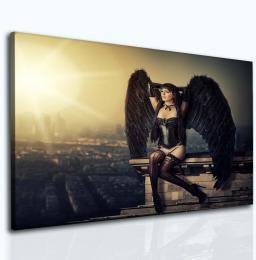 InSmile ® Temný andìl Velikost  50x40 cm