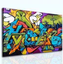 InSmile ® Obraz street art
