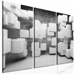 InSmile ® 3D obraz krychle