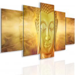 InSmile ® Obraz zlatý Buddha