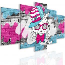 InSmile ® Obraz cool koèka
