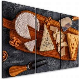 InSmile ® Obraz sýrové variace