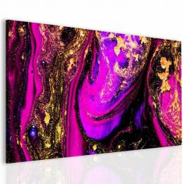 InSmile ® Obraz abstraktní fialová