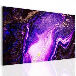 InSmile ® Obraz abstrakce v tónech fialové
