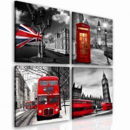 InSmile ® Obraz Londýn v obrazech