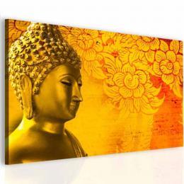 InSmile ® Obraz Buddha ve zlaté