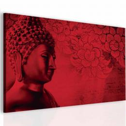 InSmile ® Obraz Buddha v èervené