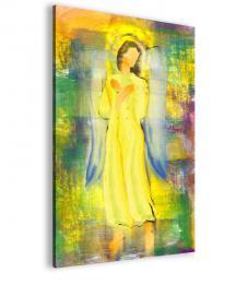 InSmile ® Abstraktní obraz sluneèní andìl