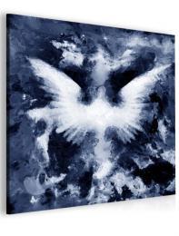 InSmile ® Abstraktní obraz andìlská køídla - modrý