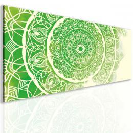 InSmile ® Obraz mandala green