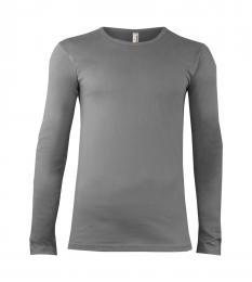 102 Trièko pánské Long Steel Gray|XXXL