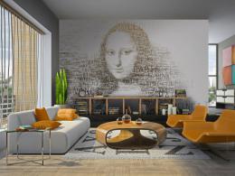 Murando DeLuxe Leonardo da Vinci - Mona Lisa