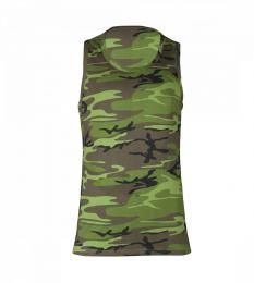 126 Pánské tílko Camouflage|S