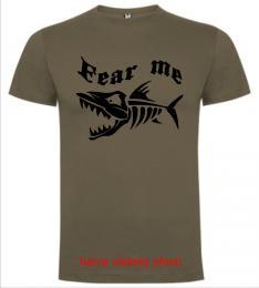 Chlapecké/Pánské trièko FEAR ME