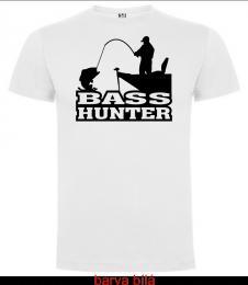 Chlapecké/Pánské trièko BASS HUNTER - Rybáø