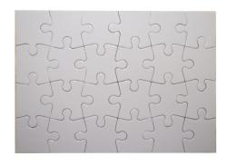 Puzzle A6 - 24 dílkù