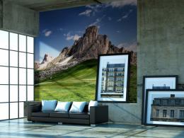 Murando DeLuxe Tapeta italské Dolomity Rozmìry (š x v) a Typ  450x315 cm - vliesové