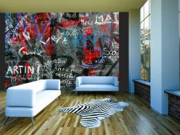 Murando DeLuxe Retro graffiti